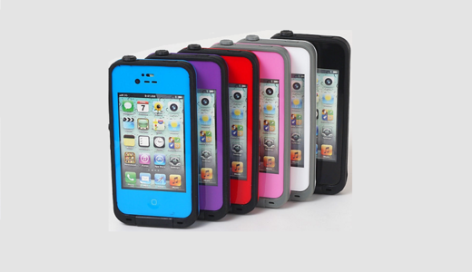 Shockproof, Waterproof iPhone 4/4S Case