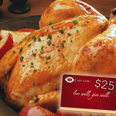 Boston Market Electronic Gift Card