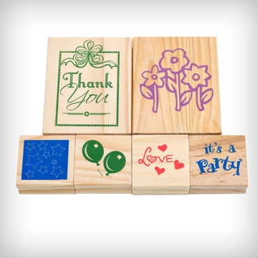 6-piece-wood-mounted-rubber-stamp-set-med-1